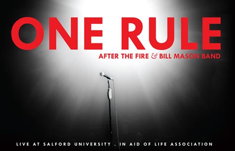 ONE RULE - Live at Maxwell Hall